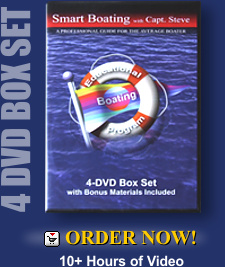 smart boating boat test dvd, boating certification, instructional dvd